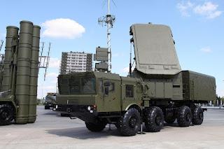 Sistem Rudal Canggih S-400 Rusia