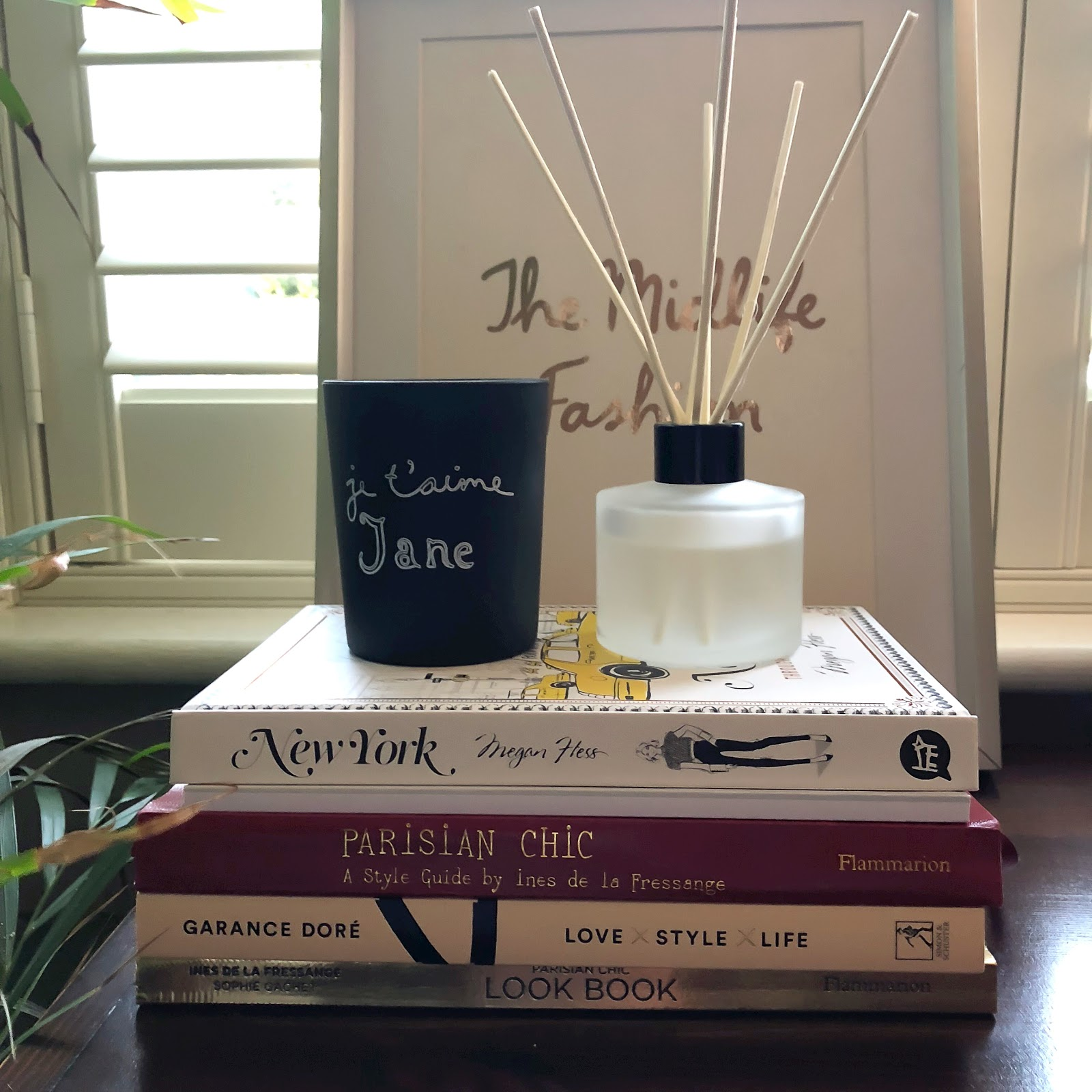 my midlife fashion, marks and spencer fig 100ml diffuser