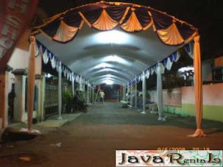 Sewa Tenda Canopy - Sewa Tenda Canopy Acara