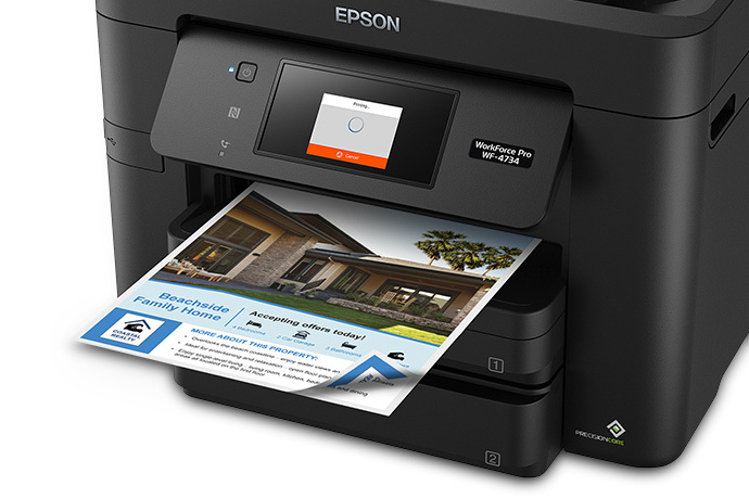 Epson WF Driver Download and Software - Epson Printers Driver