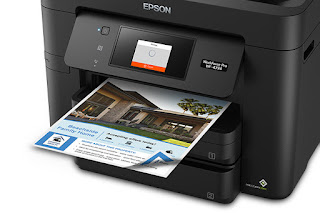 Download Epson WorkForce Pro WF-4734 drivers