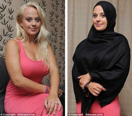 Model Pakaian Dalam British Ini Akhirnya Mendapat Hidayah