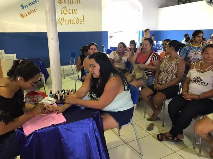 Secretarias de Saúde, Assistência Social e Cultura encerram atividades alusivas ao Mês da Mulher em Umbuzeiro