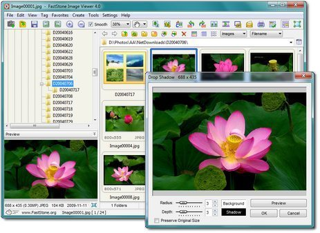 Faststone Image Viewer 7.1