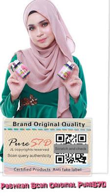 Pure Slim7D Murah - Kurus Slimming Cantik Secara Sihat