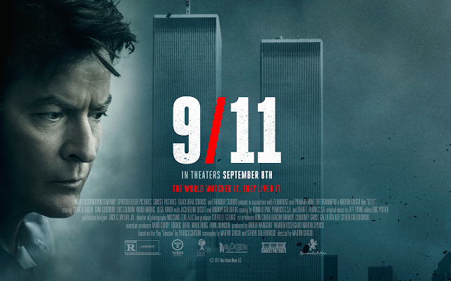 #Remember911 with Charlie Sheen in @9_11Movie + enter to win a gift pack