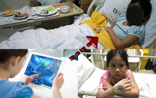 This Kid Loves Ipad Which Cause Her This Nightmare. Know What Happend!