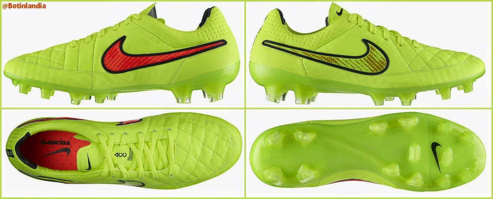 Nuevos botines Nike Tiempo Legend V World Cup! | Botinlandia