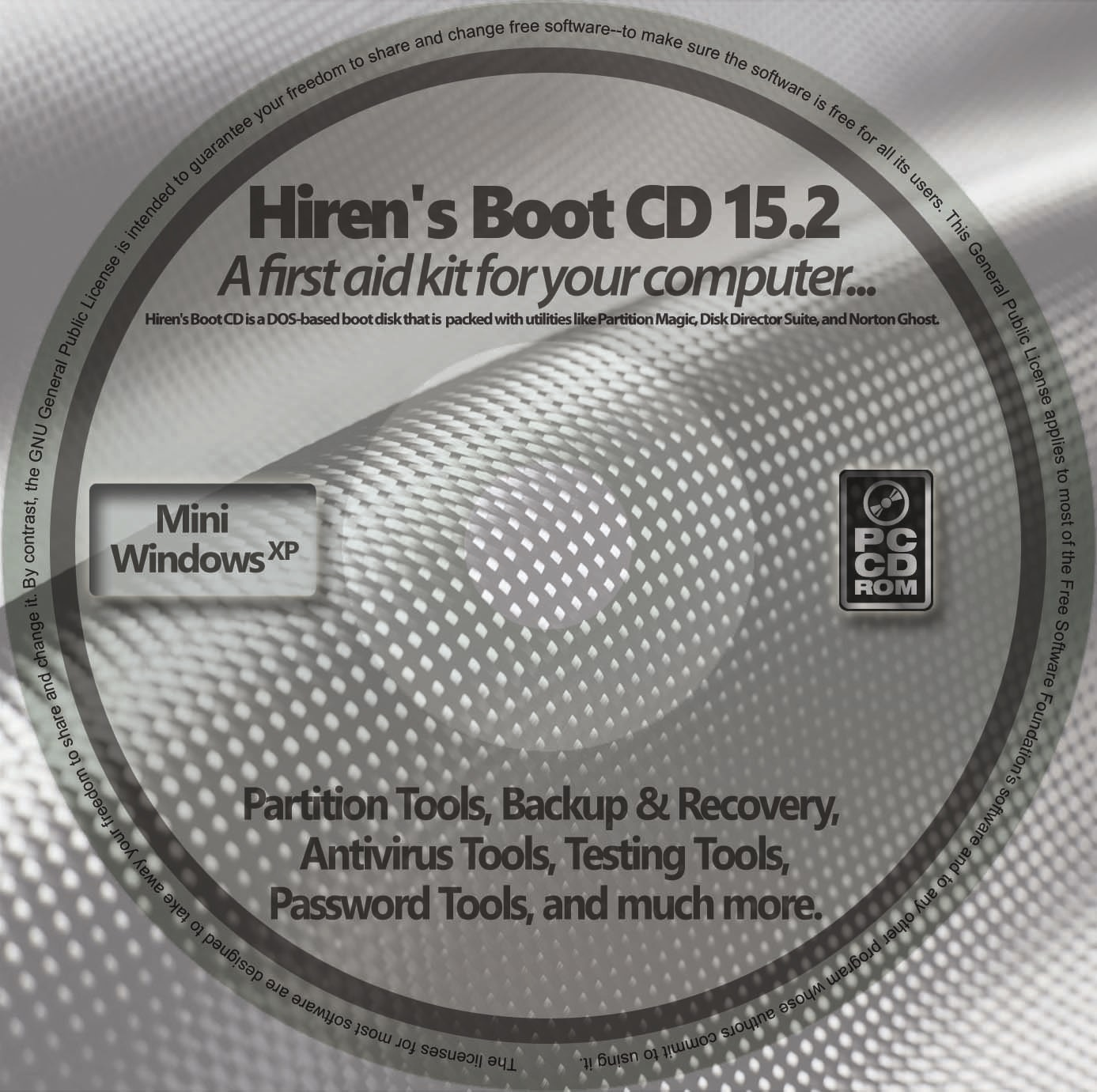 How to download and burn hiren's boot cd 15 youtube.