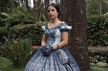 Vestidos de A escrava Isaura