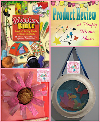 Review at Crafty Moms Share