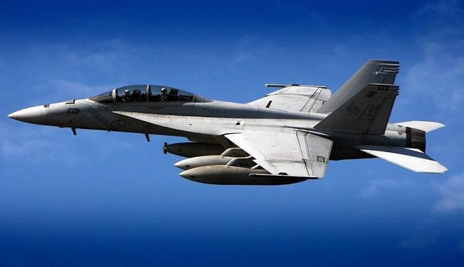 Jet tempur F Super Hornet tercanggih di dunia