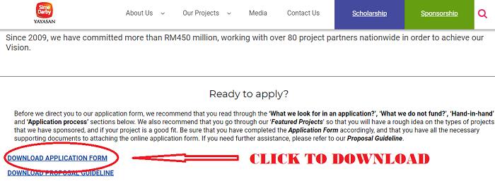 download yayasan sime darby scholarship application form