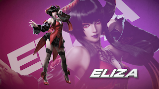 Tekken 7 Elisa wallpaper