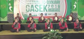 Mp3 Sholawat Allah Allah & Ya Robbibil Musthofa - Al Haidar (Festival Al Banjari Gasek 2016)