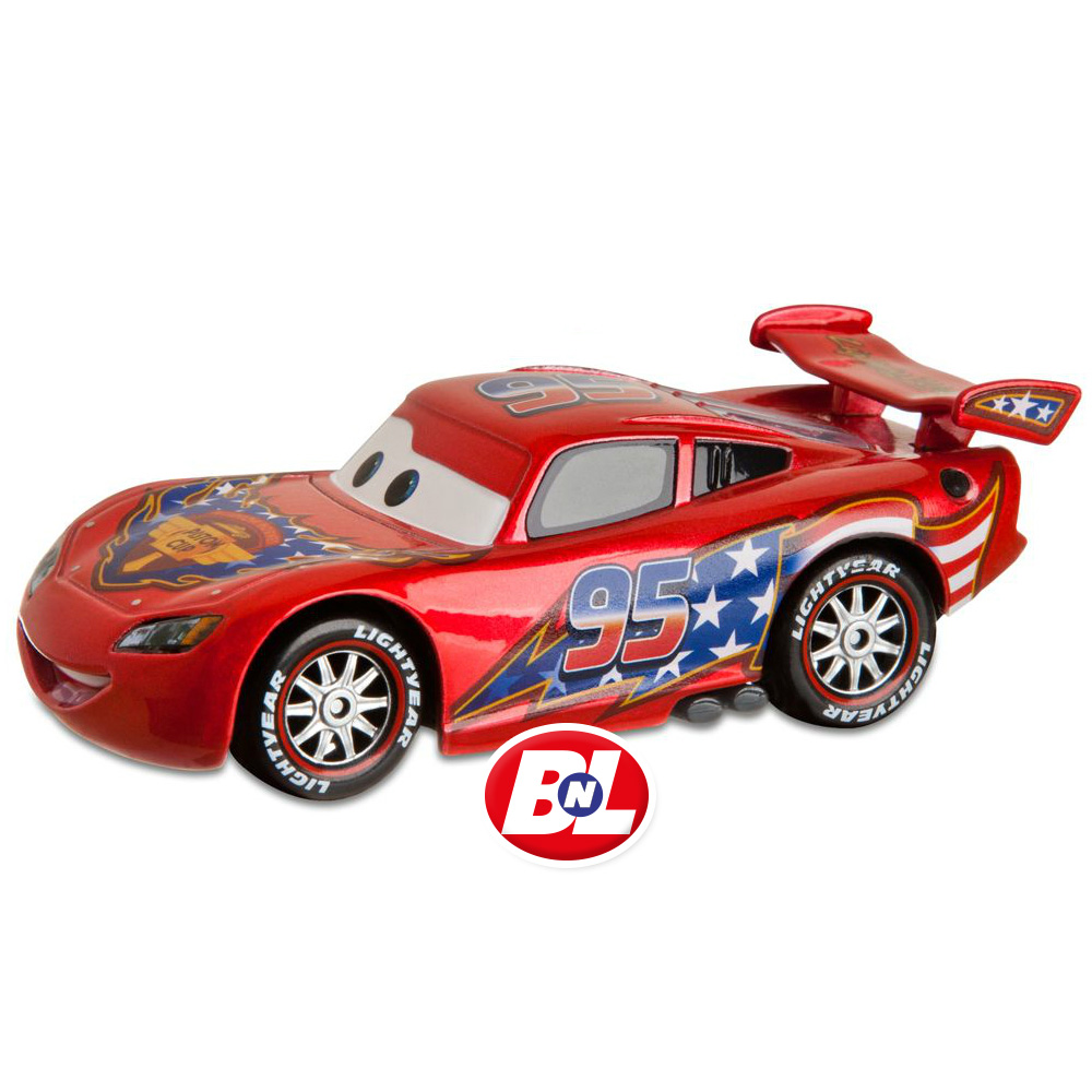 Welcome On Buy N Large Cars 2 Lightning Mcqueen Silver: Cars Lightning Mcqueen Videos