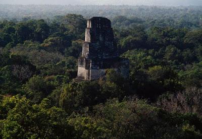 Πόλεις των Μάγια με εκατομμύρια πληθυσμό στη Γουατεμάλα