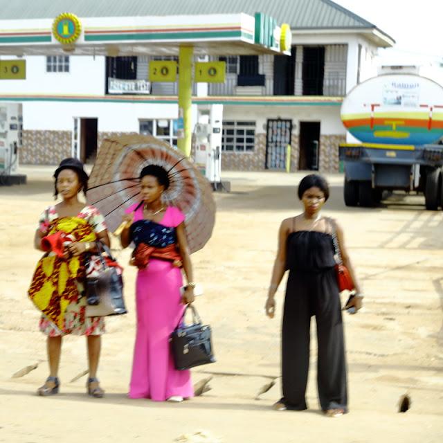 Benin City's popular fashion