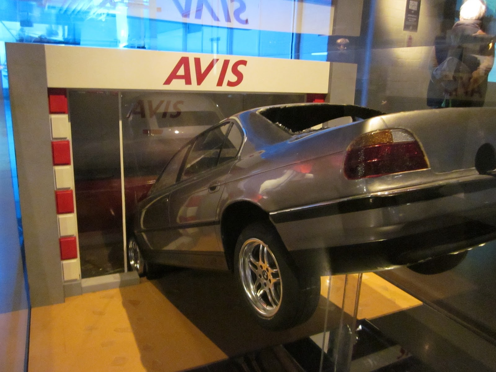 James Bond Locations: Bond's Rental Cars