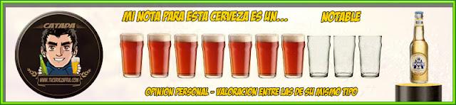 Valoración Cerveza Aigua de MORITZ 0,0