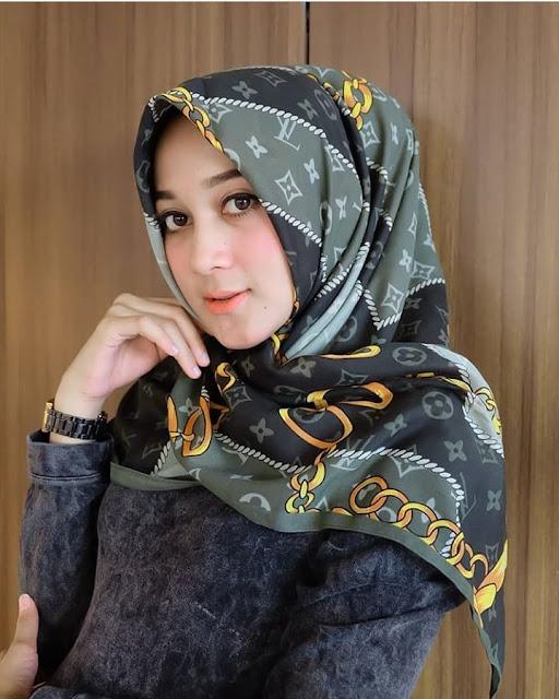 Potret Hijab Jaman Now