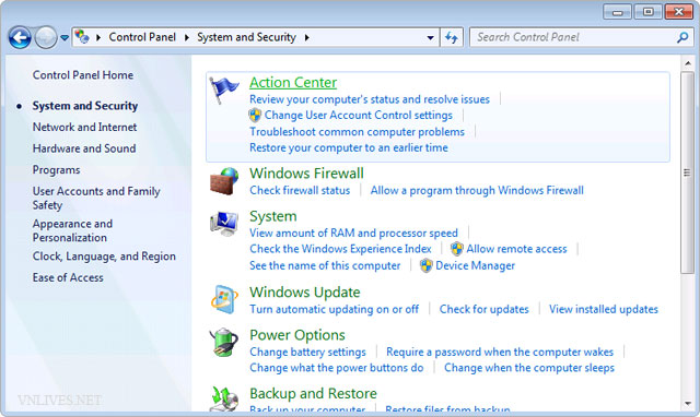 "Fix bug ""Check online for a solution later and close the program."" in Windows 7. 001"