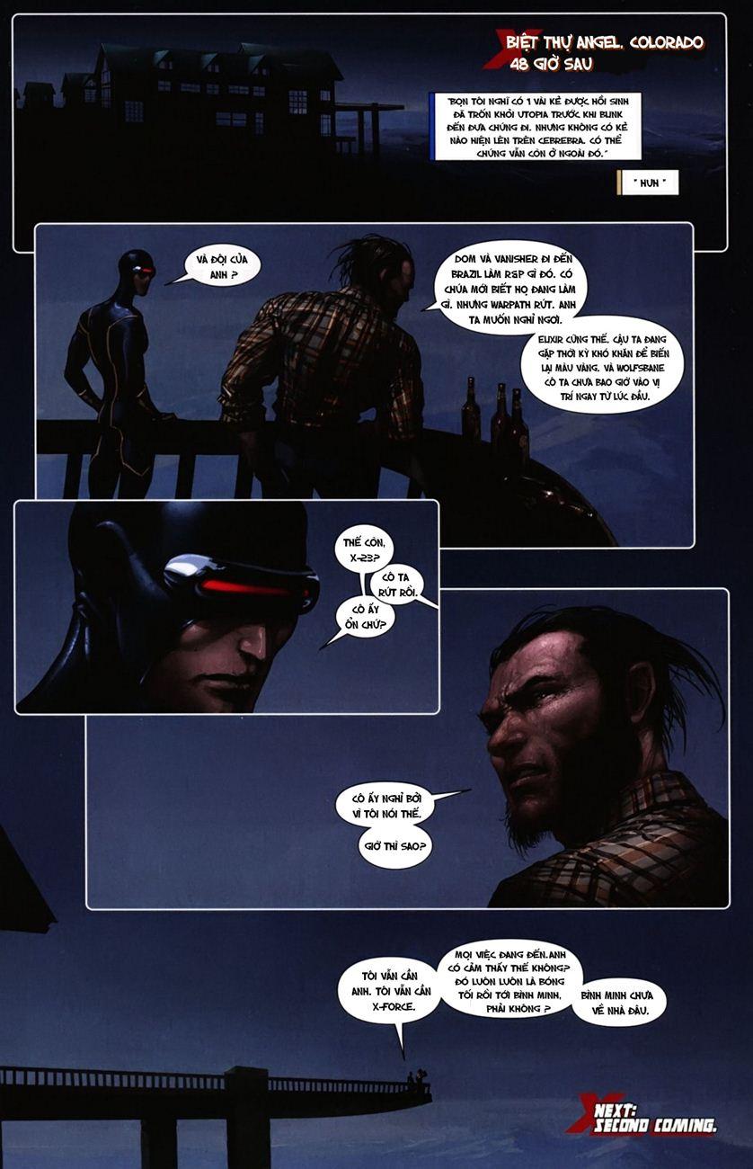 X-Men Necrosha chap 13 trang 25