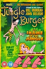 Tarzoon, Shame Of The Jungle aka Jungle Burger (1975)