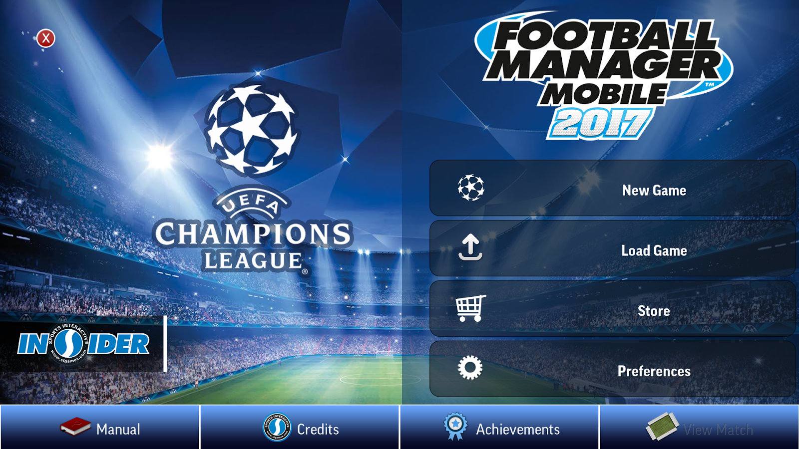 football manager 2017 apk gratuit