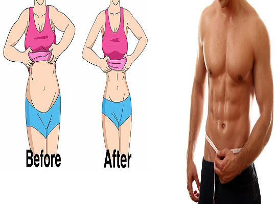 No Exercise: Get A Flatter Stomach With These Amazing Best 6 Tips