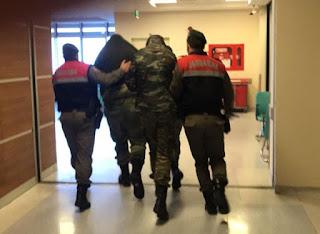 Η σύλληψη των δύο Ελλήνων στρατιωτικών και η εκτόνωση της οργής του Σουλτάνου