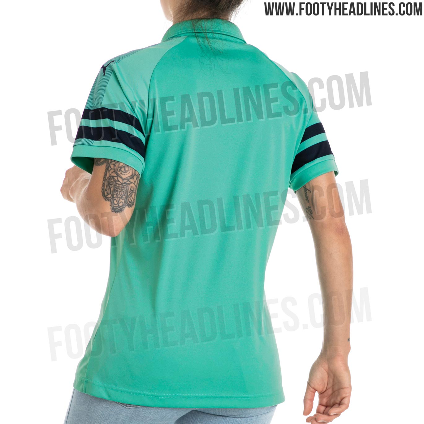 6d2fe1e68 OFFICIAL Pictures  Arsenal 18-19 Third Kit Leaked