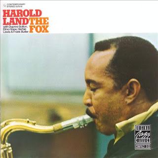 Harold Land - The Fox