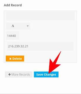 Blog me domain add kaise kare 8