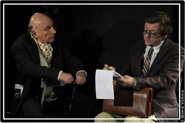 Théâtre Nesle : Entretiens avec le Professeur Y