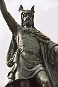 Hermann Heights Monument, Minessota, Arminio, Varo, Teutoburgo, legiones, Roma, romanos, Germania, germanos, queruscos, Augusto, Tusnelda