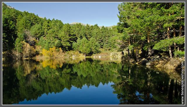 Valle de la Barranca (Navacerrada - Madrid)