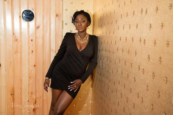Actress Yvonne Jegede Stuns In New Photos