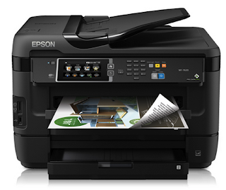 Epson WorkForce WF-7620 Drivers & Software Download