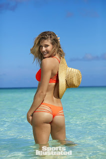 Eugenie Bouchard Sports Illustrated Swimsuit Issue
