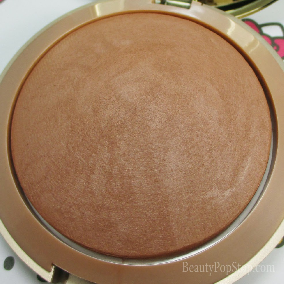 milani baked bronzer 07 sienna review