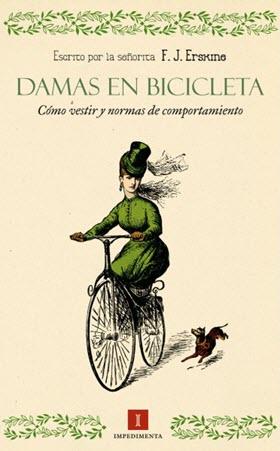 'Damas en bicicleta' el libro de la semana