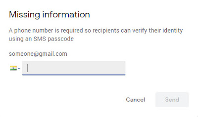 gmail new interface features confidential
