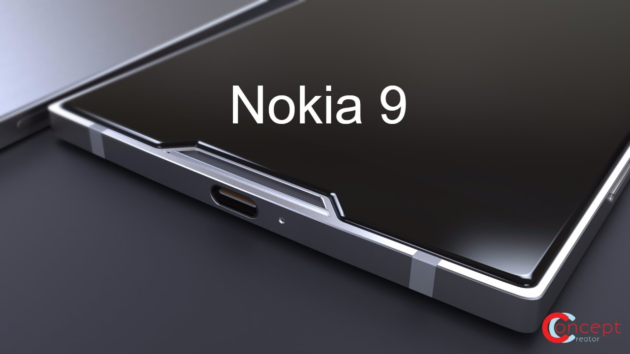 the new leak shows that Nokia 9