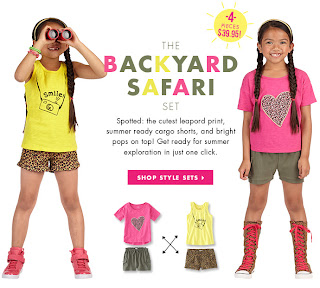 5256b3bad85a FabKids  9 Pieces of Designer Girl s Clothes only  39.95 Shipped ...