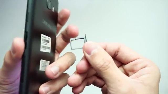 Slot microSD Samsung C9 Pro