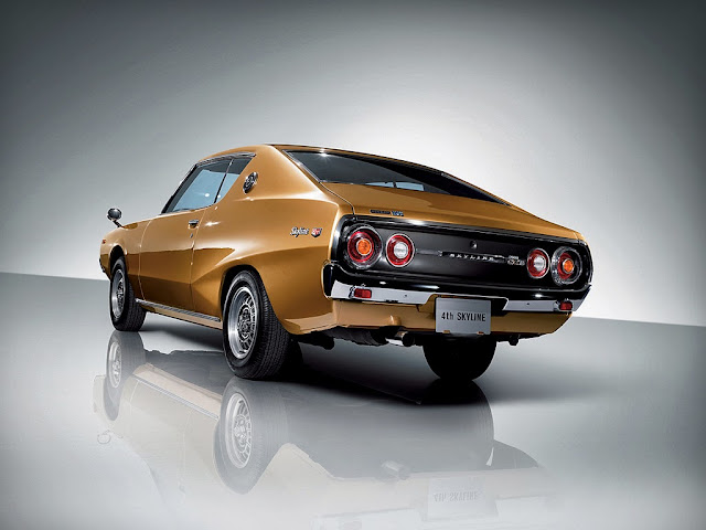 Nissan Skyline 2000GT-X Coupe