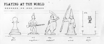 Playing at the World: The Earliest Dungeons & Dragons