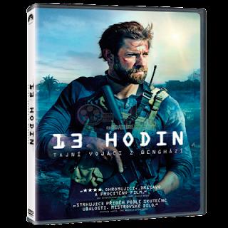 13 Hours The Secret Soldiers of Benghazi (2016) DVD