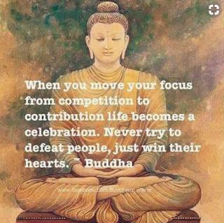 Oren Loni Favorite Quote from Buddha